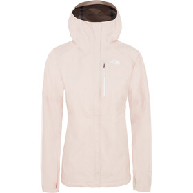 The North Face Dryzzle Giacca Donna, pink salt